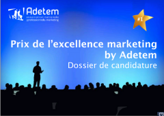 Prix de l'excellence Marketing